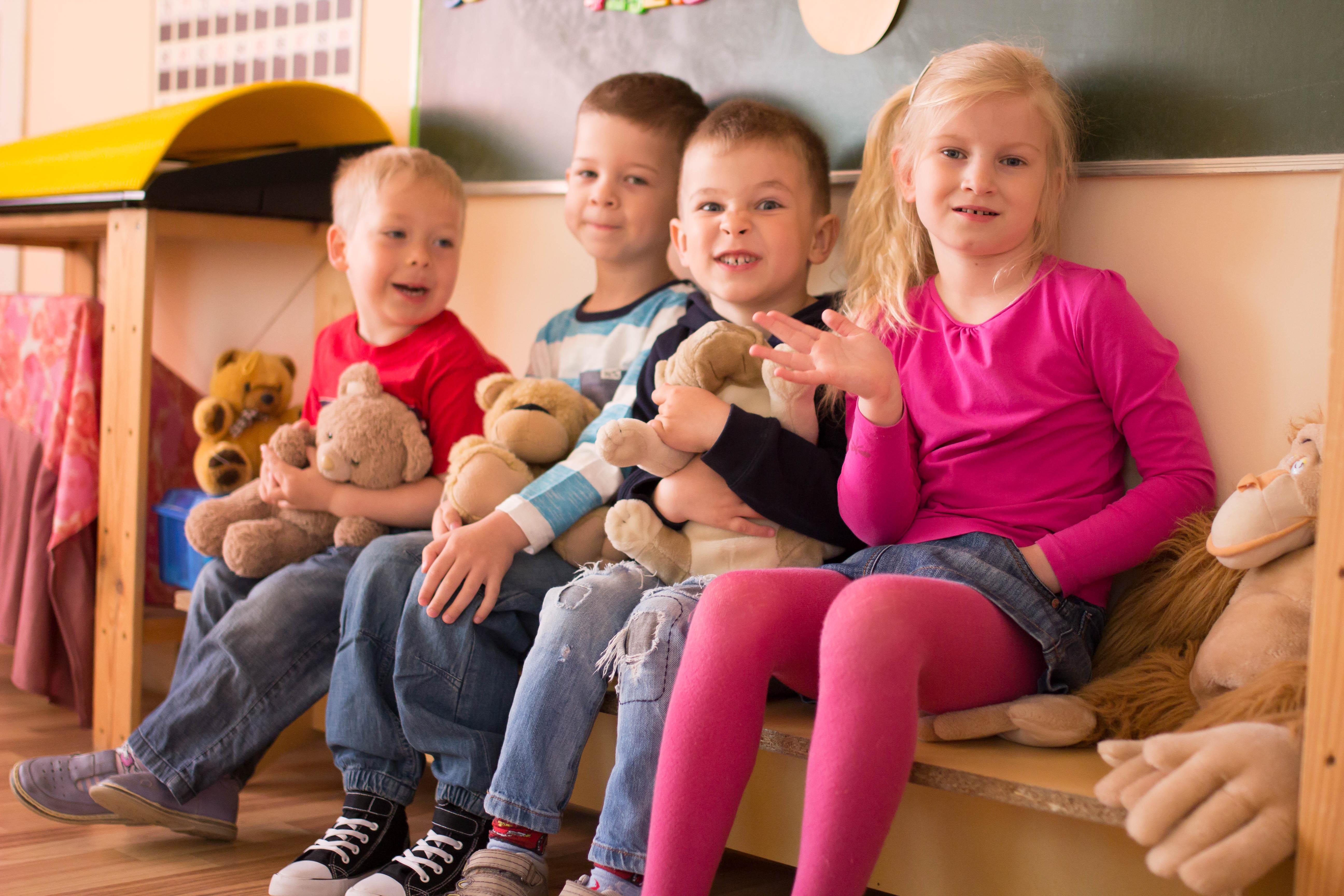 Набор в центр развития ребенка  на 2017-2018