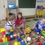 Мини детский сад Зеленая Дверца