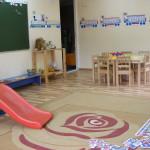 Класс для проведения уроков в центре развития детей