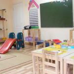 Помещение для учебных занятий по развитию детей