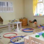 Комната для занятий и игр