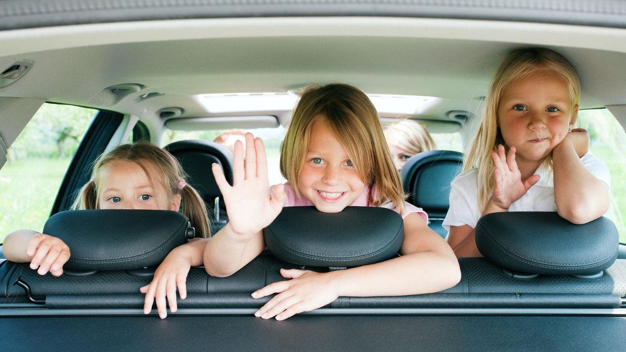 Летнее путешествие всей семьёй, рекомендации и советы